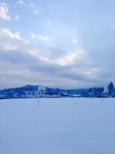 bball snow